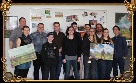 DSOTalk et Siedler-Vision: la visite du studio d'allemagne