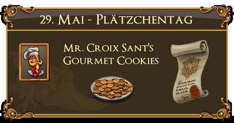 Lang leben die Kekse (oder auch nicht im Fall von leckeren Keksen)!