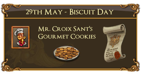 Happy Biscuit Day!