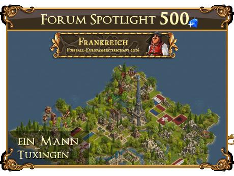 Forum Spotlight - Klick zur Großansicht