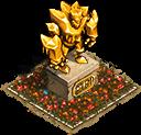 Golem Statue